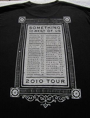 GOO GOO DOLLS 2010 tour MEDIUM concert T-SHIRT