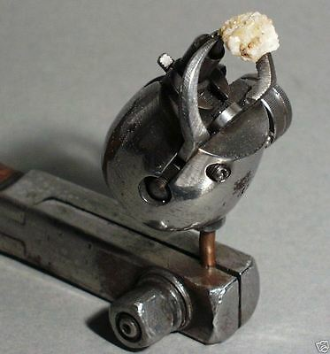 Diamantschleifen HALTER zum DIAMANT Schleifen alt. Werkzeug Goldschmied diamond 6