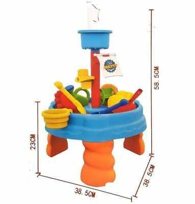 Sand & Water Table Watering Can & Spade Kids Outdoor Garden Sandpit Toy Set 316 2