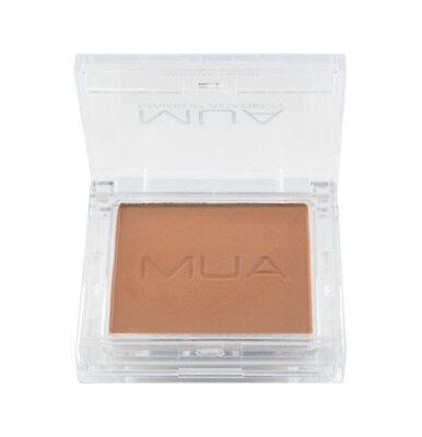 MUA Bronzer in Sunkissed Bronze, Pressed Powder Setting Foundation Face Powder 2