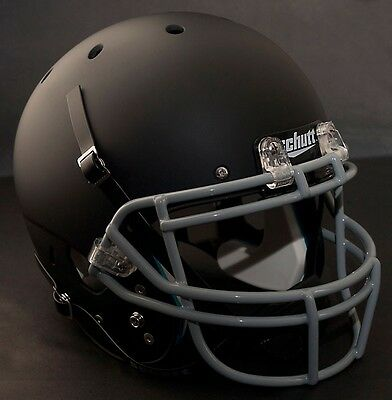 or ANY color of YOUR CHOICE! Schutt OPO-DW Football Helmet Facemask BLACK