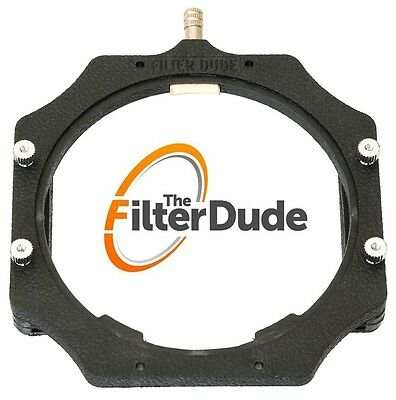 FilterDude LEE Comp Filter Holder Foundation Kit + 77mm Wide Angle Adapter Ring