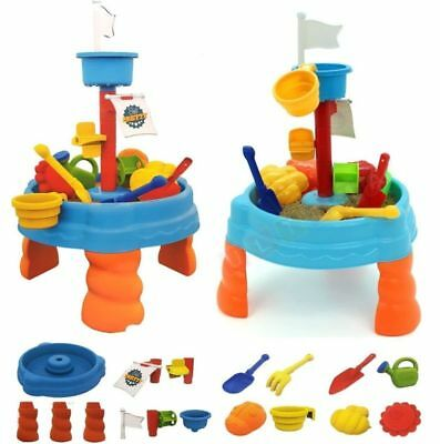 Sand & Water Table Watering Can & Spade Kids Outdoor Garden Sandpit Toy Set 316 3