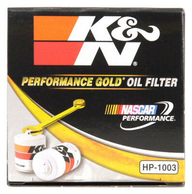 HP-1003 K/&N Oil Filter fits TOYOTA CELICA 1.8 1994-2005