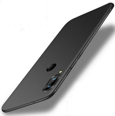 For Huawei P20 Lite Pro Plus P10 P9 Shockproof Matte Slim Hard Back Case Cover 4