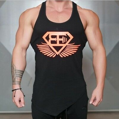9e7afedcf0ca6a ... Men Tank Top T-Shirt Muscle Camo Camouflage Tee Bodybuilding Sport  Fitness Gym 11