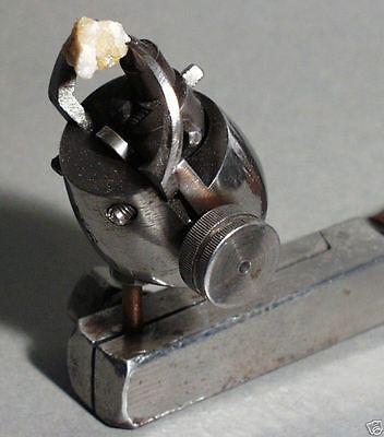 Diamantschleifen HALTER zum DIAMANT Schleifen alt. Werkzeug Goldschmied diamond 5