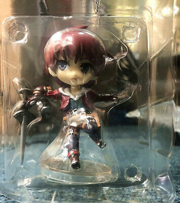 The Legend of Heroes Trails of Cold Steel Rean Alisa Eliot Laura Figure Doll Toy