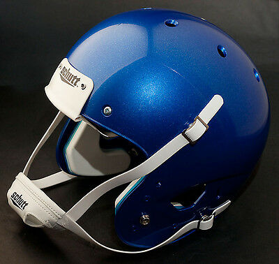 Schutt AiR XP Football Helmet ADULT LARGE *NEW* Color: KANSAS BLUE