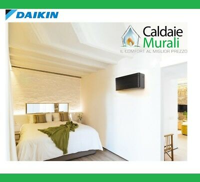 Condizionatore Daikin Bluevolution Stylish Blackwood 9000 Btu A+++ R-32 Ftxa25At 5