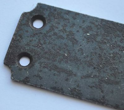 1890s Imperial Russia Antique Iron Large Size Door Key Hole Cover 6