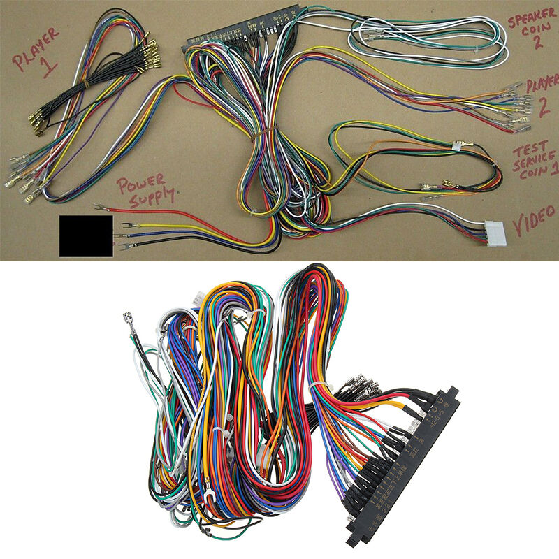 Wiring Along With Jamma Wiring Harness Furthermore Arcade ... on sony wiring harness diagram, 1979 bronco turn signal diagram, a male power plug wire diagram, jamma arcade to usb diagram, sony stereo wire harness diagram, sony 52wx4 wire diagram, 7-way wiring harness diagram, universal wiring harness diagram, simple turn signal diagram, jamma 6 button wiring-diagram,