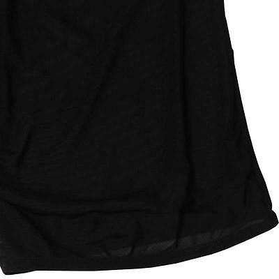 Boxer long noir transparent tour de taille 65-100cm sexy Uzhot by neofan S20