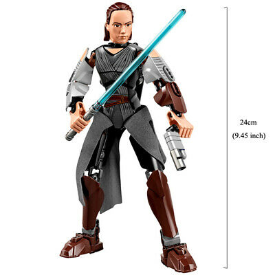 Star Wars Buildable Action Figure Darth Vader Stormtrooper Chewbacca Toy For Kid 10
