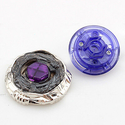 Kid's Toys Beyblade Sets 4D Fusion Top Metal Fight Master Rapidity Launcher Grip 8