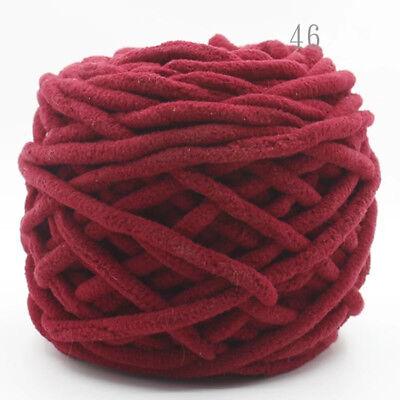 SALE Skeins 100G Super Soft Smooth DIY Chunky Yarn Crochet hand Knitting Wool 6