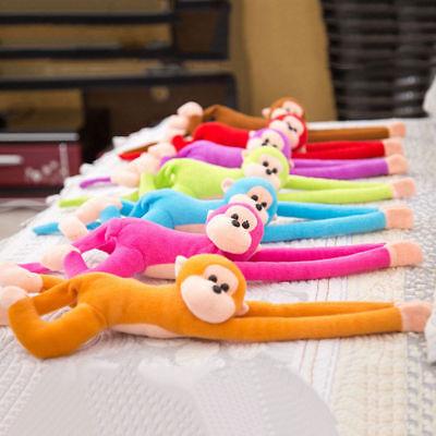 Baby Kids Soft Plush Toys Cute Colorful Long Arm Monkey Stuffed Animal Doll 2