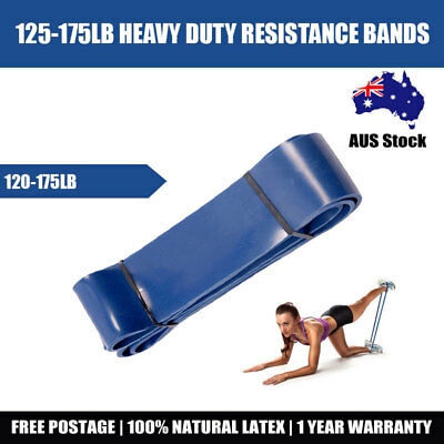 Strength Band Power Resistance Rubber Band Chin Up Pull Up Training Exercise Gym 7