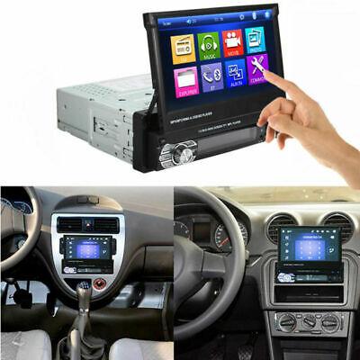 "7"" Autoradio 1Din Mit Gps Navigation Navi Bluetooth Touch Screen Usb Sd Mp3 Map 8"