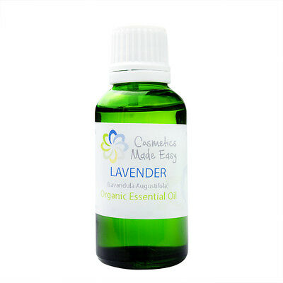 Lavender Pure Essential Oil (Lavandula Augustifolia) 10ml, 30ml, 100ml, 500ml 5