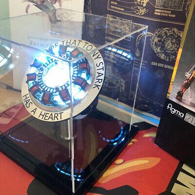 Iron Man Arc Reactor Proof that Tony Stark has a heart LED Lamp Light Arc MK2 7