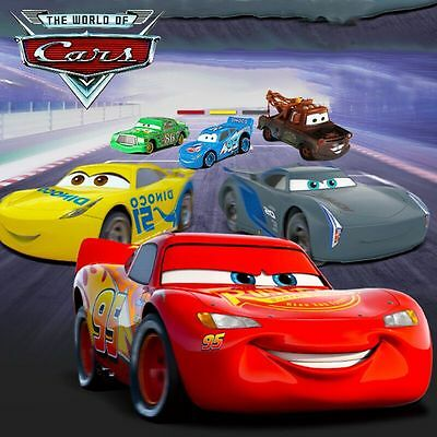 Pixar Cars McQueen Sally Hudson Mater King Lizzie Diecast Auto Giocattoli