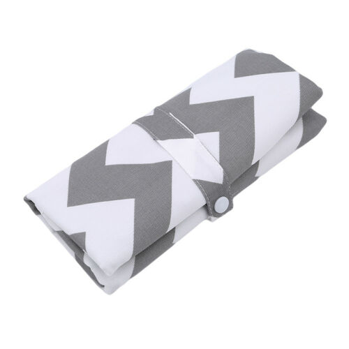 Baby Portable Travel Folding Diaper Changing Pad Waterproof Mat 6A 10