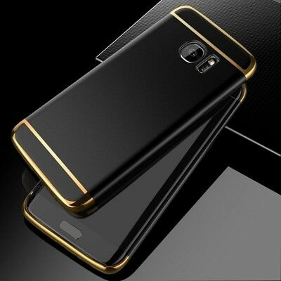 Fr Samsung Galaxy S7 S8 S9 S10 Plus Shockproof Hard Rugged Protective Case Cover 5