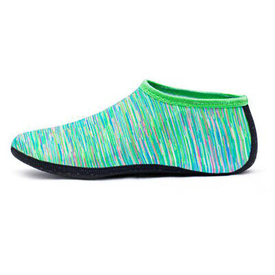 Unisex Mens Womens Kids Water Skin Shoes Socks Slip On Sea Wet Beach Swim Surf 6