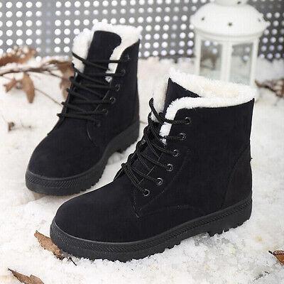7b1f9586b40d17 ... 11 Damen Winter Sneaker Boots Turnschuhe Stiefeletten Gefüttert  Winterschuhe 35-43 7