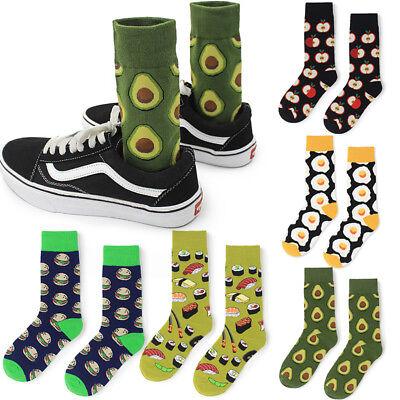 55 Styles Men Women Harajuku Food Animal Creative Sock Novelty Funny Socks Sox 7