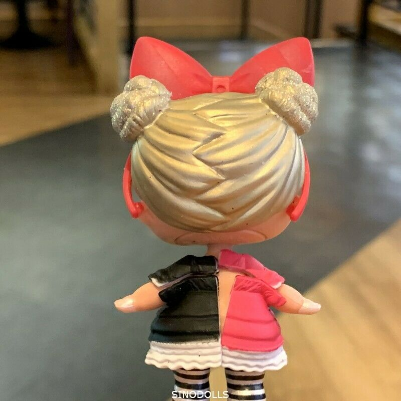 Lol Surprise Dolls Glam Glitter Curious QT with outfit as pic Authentic toy gift 3