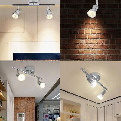 2 FLAMMIG LED Deckenleuchte GU10 Strahler Wandlampe ...