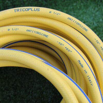 """Tubo 1"""" 1/2"""" 5/8"""" 3/4"""" Pollice Acqua Irrigazione Per Giardino 6 Strati Tricoplus 3"""
