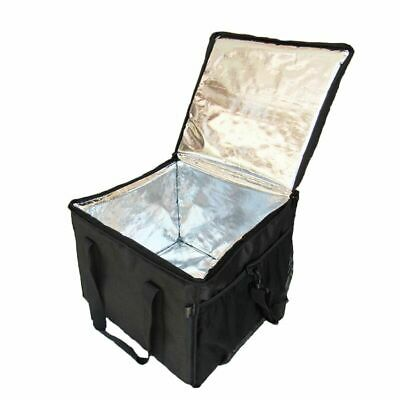 Multi-Purpose Food Delivery Bag - Hot Or Cold Food - Fully Insulated - Large 2