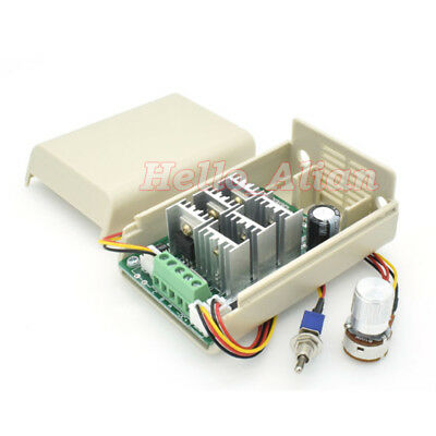 Drives & Starters 15A 3-Phase Brushless Motor Speed Controller DC ...
