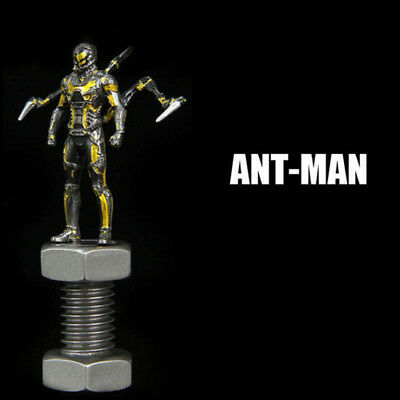 ... Marvel Civil War Captain America Super Hero Ant Man Wasp Mini PVC Action  Figure 10 7be61c9c9696