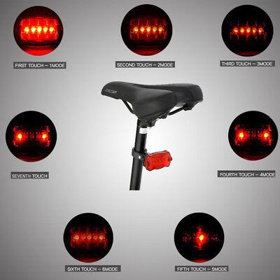 Super Bright 50000LM 9x T6 LED Bike Bicycle MTB Head Light Headlamp+Rear Light 12