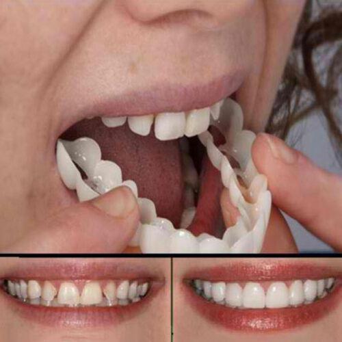 2Pc Silicone Protège Simulation Dent Dentisterie Blanchiment Dentaire Beauté Dur 4