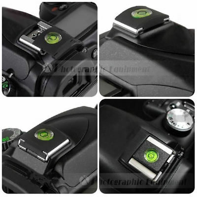 Bolla Mini Livella copri slitta flash macchina fotografica Canon Nikon Olympus 4