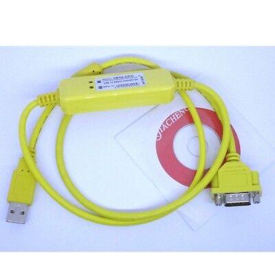 Omron CS1W-CIF31 USB PLC Programming Cable USB to RS232 Converter 001276 2