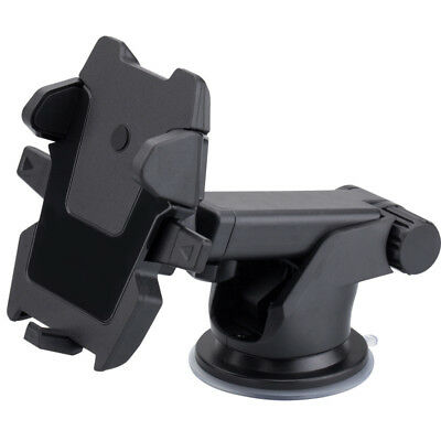 360 Rotatable Car Windscreen Suction Cup Mount Mobile Phone Holder Bracket Stand 4