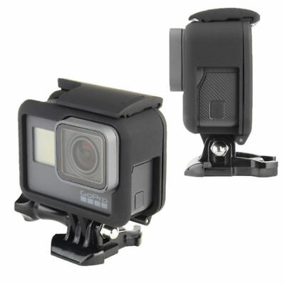 For GoPro HERO 7 6 5 Black Protective Cover Case Shell Mount Screen Film Glass