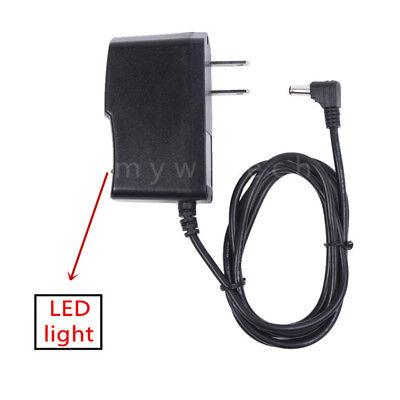 AC Adapter for SONY ICF-5500W TRANSISTOR AM/FM PSB RADIO RECEIVER Power Supply