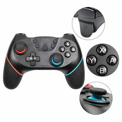 Wireless / Bluetooth Pro CONTROLLER / GAMEPAD + Ladekabel für Nintendo Switch 8