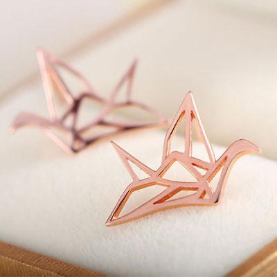 Fashion Women's Girl 925 Silver Sterling Earrings Cute Ear Stud Jewelry Gifts 5