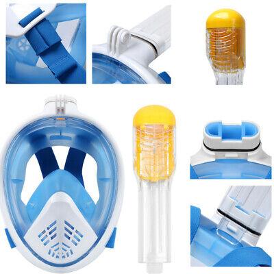 LEUCOTHEA Full Face Diving Snorkel Mask Swimming Scuba Kids Adults UK 2019 5