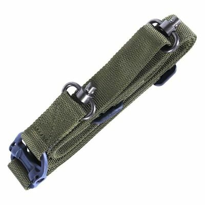"Adjust Retro Tactical Quick Detach QD 1 or 2Point Multi Mission 1.2"" Rifle Sling 3"