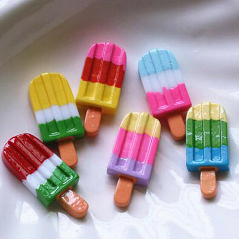 5Pcs 1:12 1:6 Dollhouse Miniature Popsicle Dolls Kitchen Food HFB0USMBUSWP4