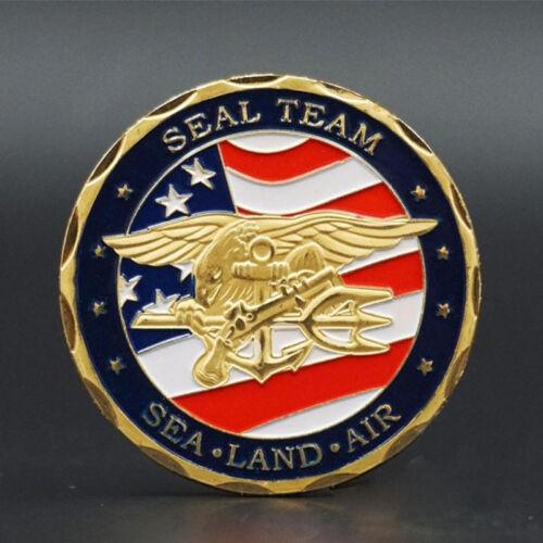 US NAVY SEALS Commemorative Challenge Coin New